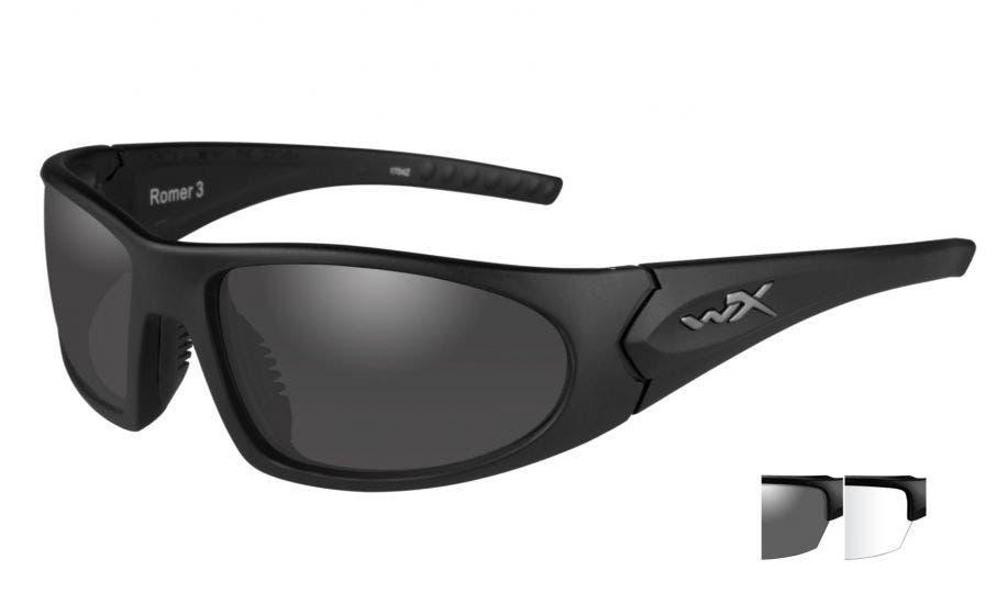 Wiley X Romer 3 Matte Black RX