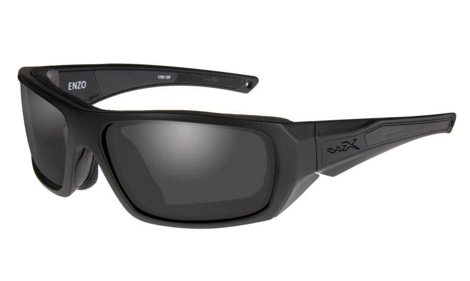 Wiley X Enzo Black Ops Matte Black RX